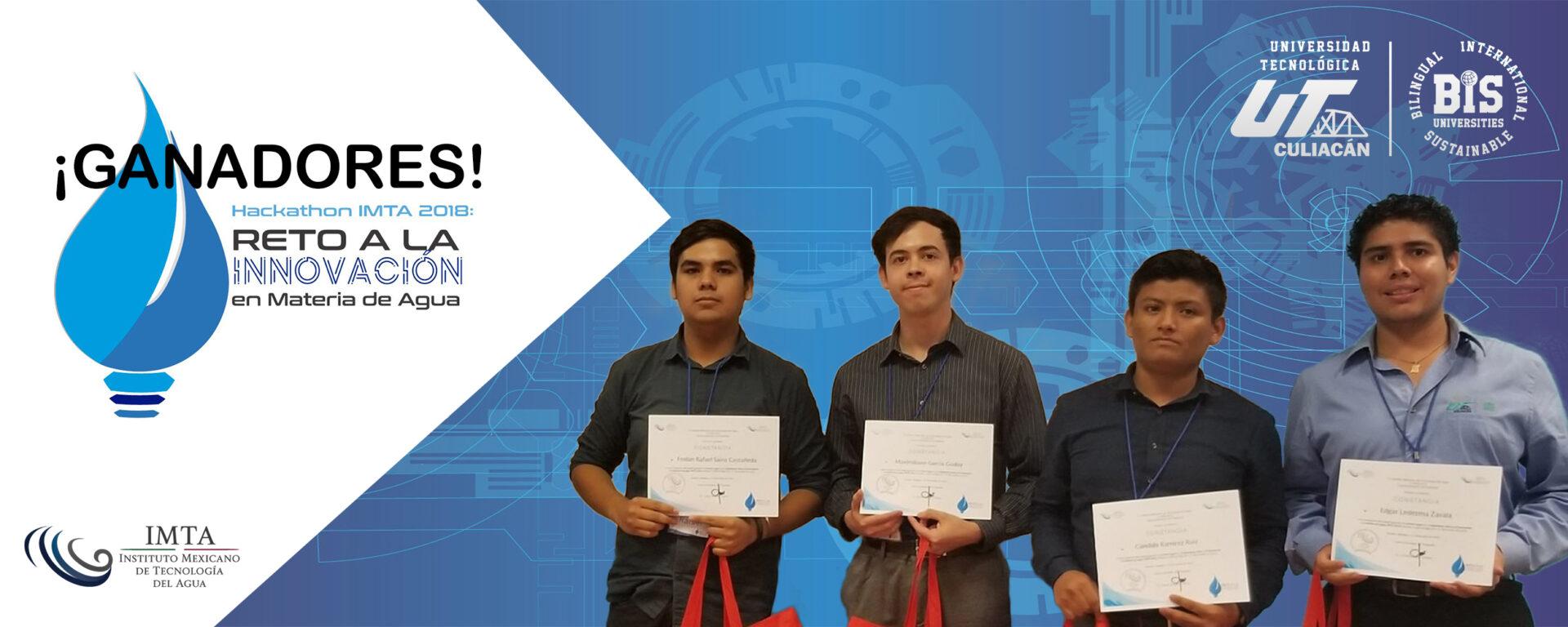 Hackathon IMTA 2018